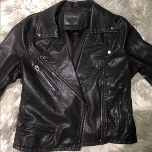 Leather jacket from Nordstrom! Great condition